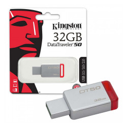 Kingston DT50/32GB Pen Drive da 32GB USB 3.0