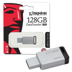 Kingston DT50/128GB Pen Drive da 128GB USB 3.0