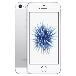 Apple iPhone SE 16GB Silver (Rigenerato Grado A+)