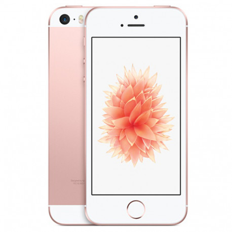 Apple iPhone SE 64GB Gold Rose (Rigenerato Grado A+)