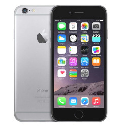 Apple iPhone 6 64GB Space Grey (Rigenerato Grado AB)