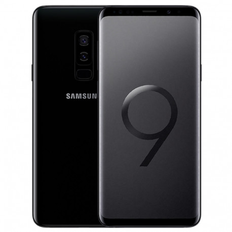 Samsung SM-G965F Galaxy S9 Plus 64GB Midnight Black Italia
