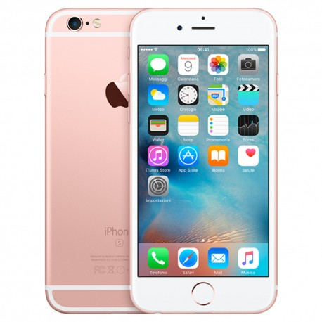 Apple iPhone 6s 32GB Gold Rose TIM