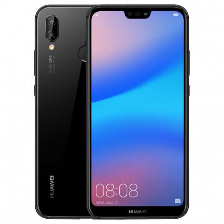 Huawei P20 Lite 64GB Dual Sim Black Italia