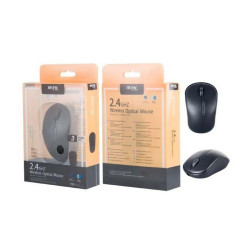 MTK GT702 mouse ottico wireless 2,4Ghz, black