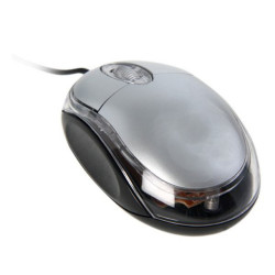 Bwoo BW-613 mouse ottico Silver