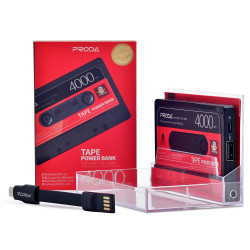 Remax PPP-15 PRODA Tape PowerBank 4000mAh