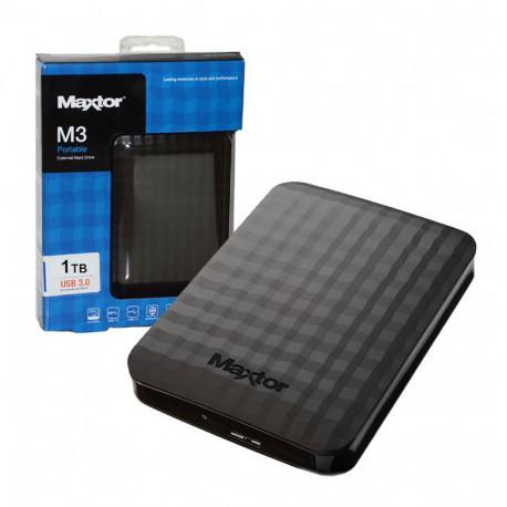 Maxtor M3 Hard Disk Esterno 1TB USB 3.0