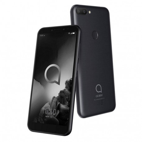 Alcatel 1S (5024D) Dual Sim Metallic Black Italia