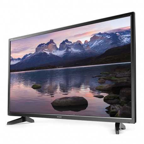 "Sharp AQUOS (LC-32HI3222E) TV-LED 32"" DVB-T2 3HDMI HARMAN KARDON"