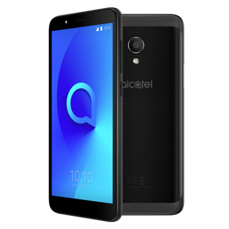 Alcatel 1C (5009D) Dual Sim Metallic Black Italia