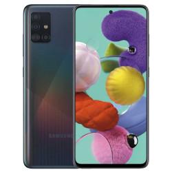 Samsung  SM-A515F Galaxy A51 Dual Sim 128GB Black Italia