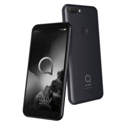 Alcatel 1S (5024F) Dual Sim Metallic Black Italia