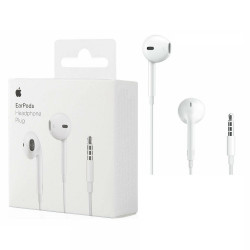 Apple A1472 (MNHF2ZM/A) Auricolari EarPods con jack cuffie (3,5 mm)