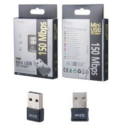 M-TK GT-836, adattatore Mini USB WiFi a 150 Mbps