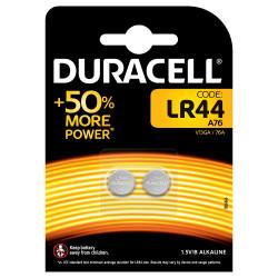 Duracell (LR44) Batterie specialistiche a bottone Alcalina