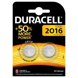 Duracell (DL/CR 2016) Batterie specialistiche a bottone Litio 3V