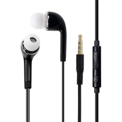 Samsung HS330 Auricolare Stereo con mic. Black