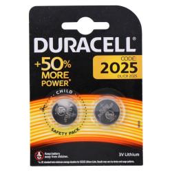 Duracell (DL/CR 2025) Batterie specialistiche a bottone Litio 3V