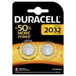 Duracell (CR2032) Batterie specialistiche a bottone Litio 3V
