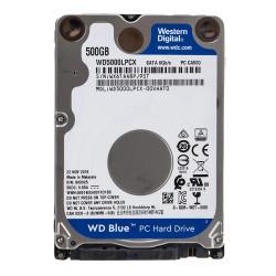 Western Digital WD5000LPCX Hard Disk Interno 500GB SATA 6 Gbit/s