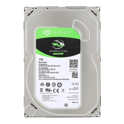 Seagate BarraCuda ST1000DM010 Hard Disk Interno 1TB SATA 6 Gbit/s