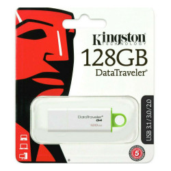 Kingston DTIG4/128GB Pen Drive da 128GB USB 3.0 Green