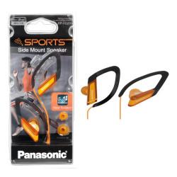 "Panasonic RP-HS200E-D auricolari sport jack 3.5"" orange"