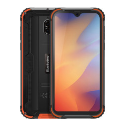 Blackview BV5900 Rugged IP68 Dual Sim 32GB Orange Italia