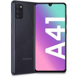 Samsung SM-A415F Galaxy A41 Dual Sim 64GB Black Italia