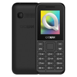 Alcatel 1066D Dual Sim Black ITA