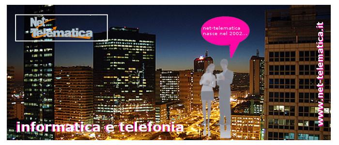 Net-Telematica, chi siamo, obbiettivi, informazioni